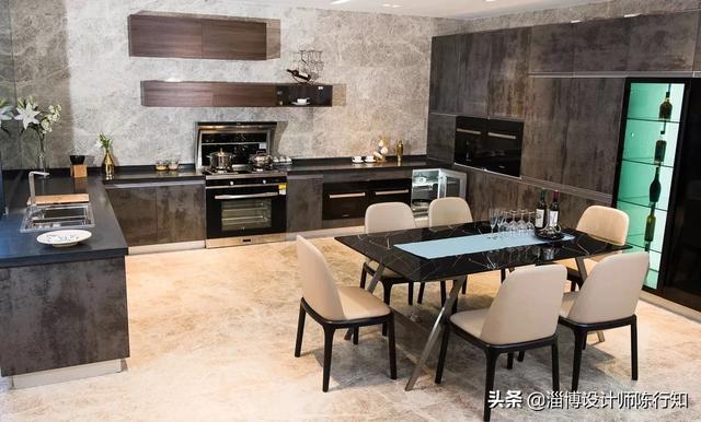 厨房隔断应如何设计?