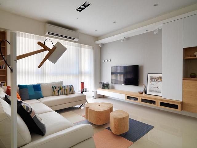 如今流行什么样的客厅规划?