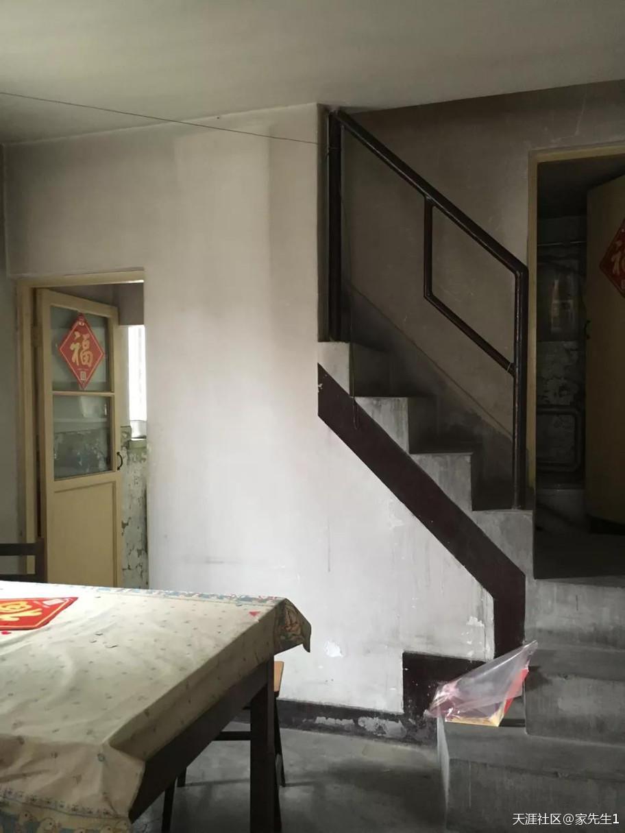老房旧房创新革新效果比力差?用二手房拆修创新效果图来说话