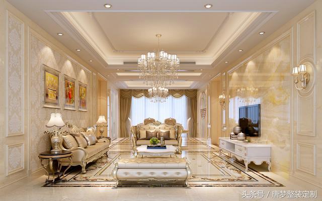 新家拆修过程中,关于客厅有什么好的设想计划?