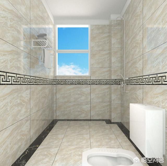 从性能上讲,卫生间瓷砖要若何挑选?