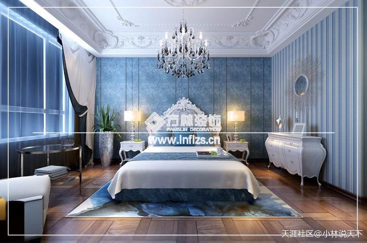 沈阳婚房卧室拆修设想效果图,婚房若何安插更好
