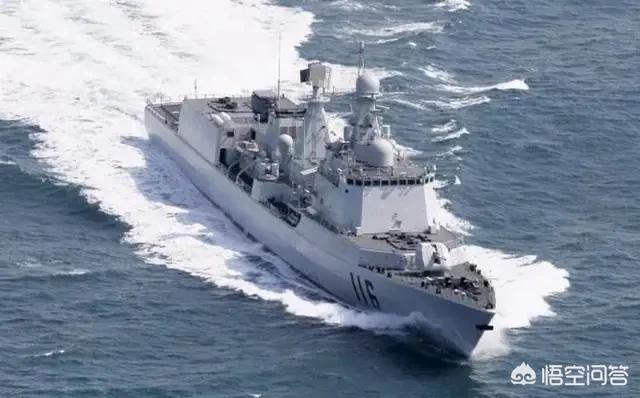 051C级导弹驱逐舰能不能算作盾舰?