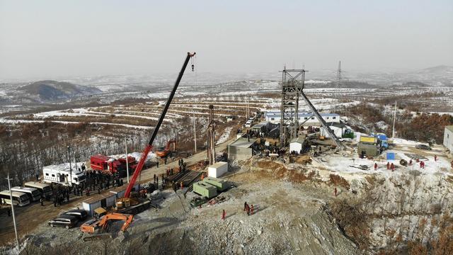 山东金矿事故最新进展如何?矿工生还几率有多大?